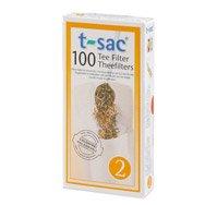 Teefilter t-sac Größe 2